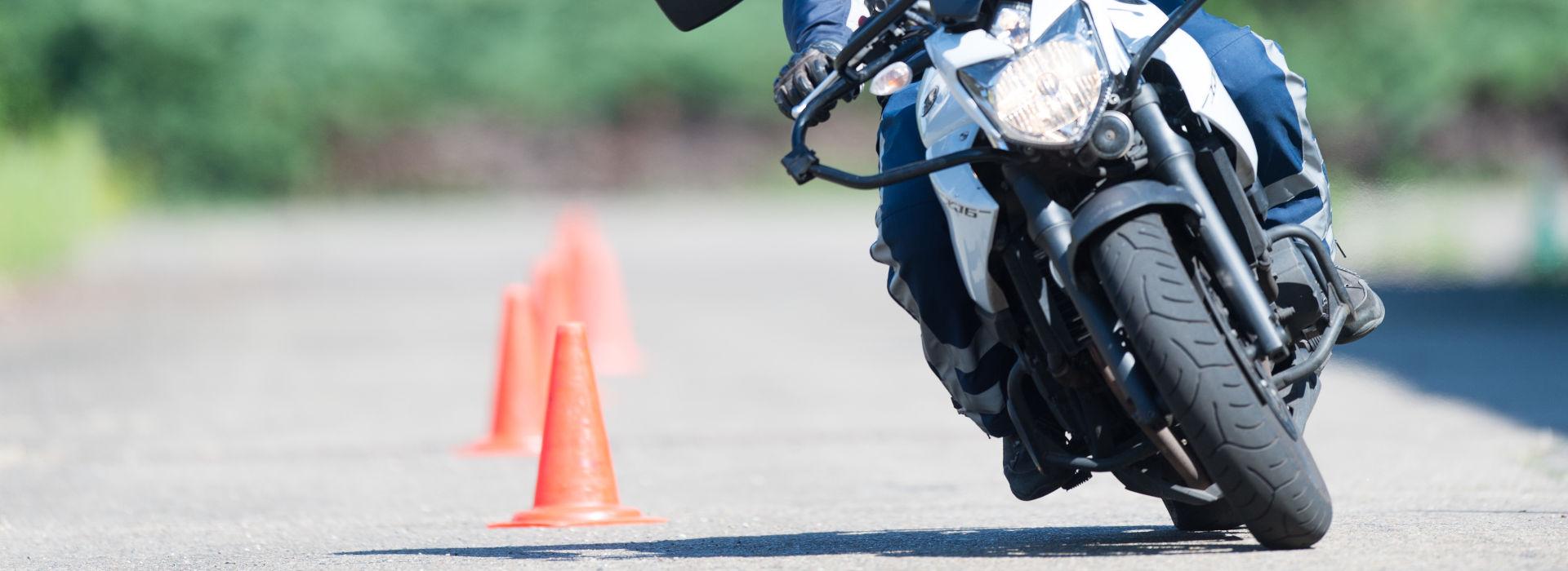 Motorrijbewijspoint Roermond motor rijvaardigheid